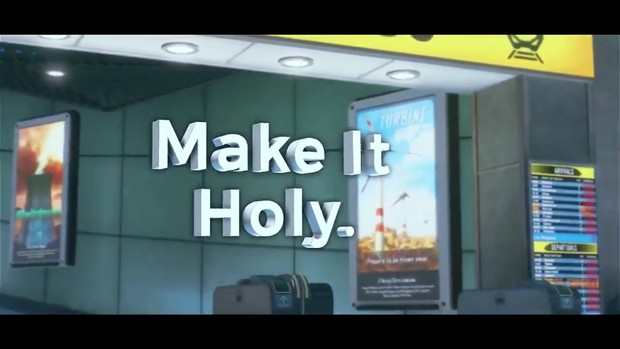 Make it Holy Project File