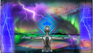 Stargate Aurora, Frequency Activator Template, Image