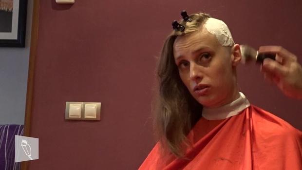 12 Joanna: Long hair, undercut shaved, mohawk, short mohawk & headshave