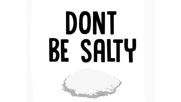 Don't Be Salty - Pastor Cedric Rouson (MP3 Audio)