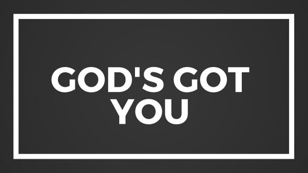 God's Got You - Pastor Cedric Rouson (MP4 Video)