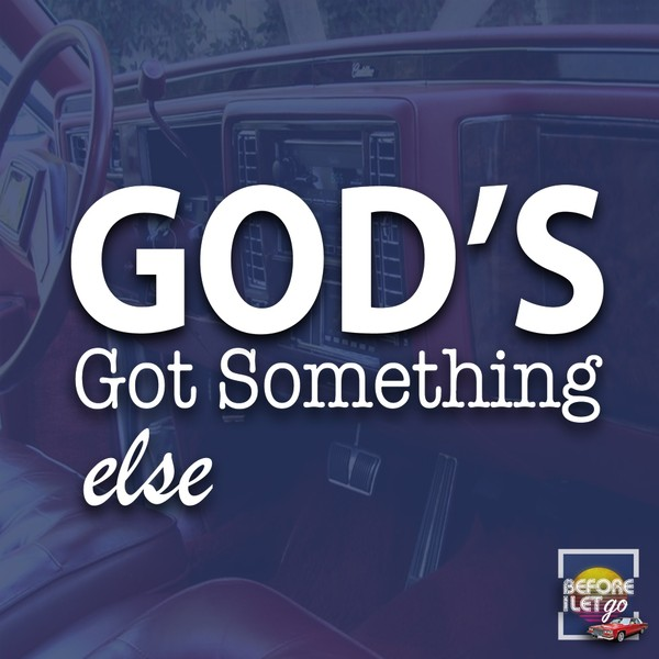 God's Got Something Else - Pastor Cedric Rouson (Summer Series MP$ Video)