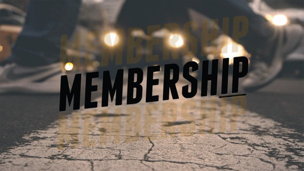 Membership - Pastor Cedric Rouson (MP4 Video)
