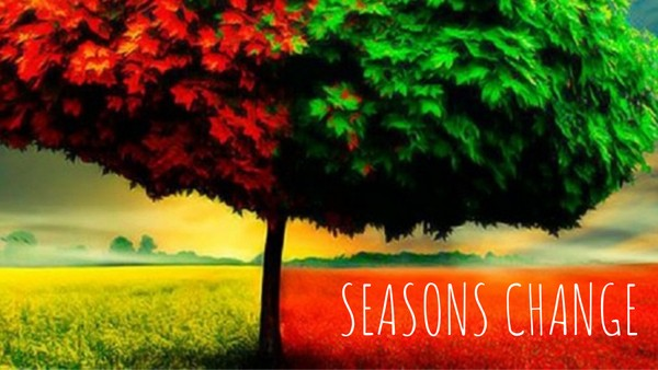 Seasons Change - Pastor Cedric Rouson (MP3 Audio)