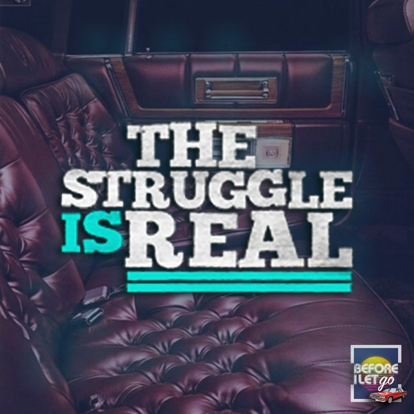 The Struggle Is Real (Pastor Cedric Rouson - MP4 Video)