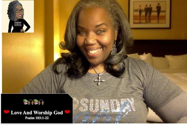 📚❤️🙌🏾  Love And Worship God