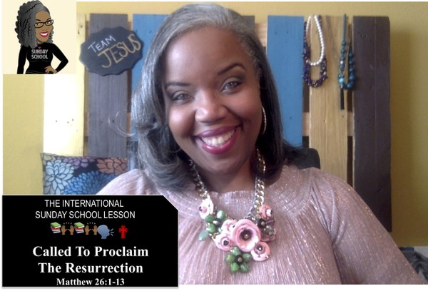 📚🙌🏾🗣✟ Called To Proclaim The Resurrection