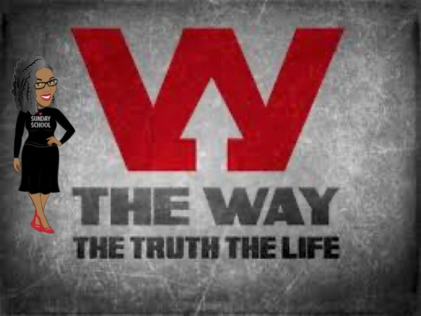 #ZoomIntoSundaySchool - July 26, 2020 - Wisdom: The Way, Truth, and Life 📚💭🛣