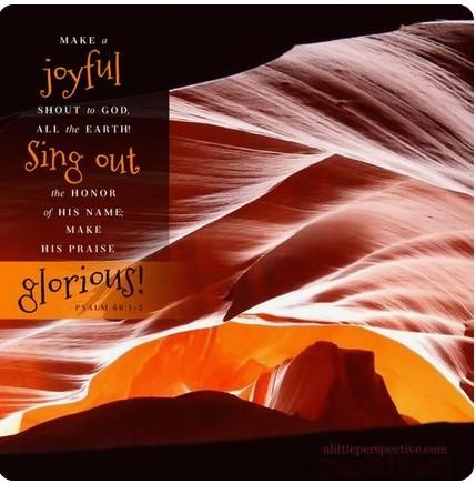📚❤️🙌🏾  Praising God's Mighty Works