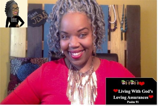 📚❤️🙌🏾  Living With God's Loving Assurance
