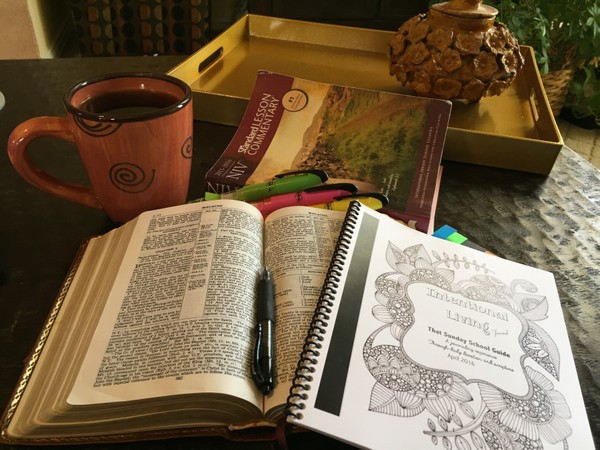 Intentional Living Journal Sampler - April 2016 Lessons