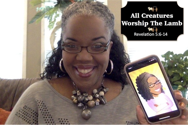 Sunday School Lesson Notes: 🙌🏾🐑 All Creatures Worship The Lamb 🙌🏾🐑 April 29, 2018