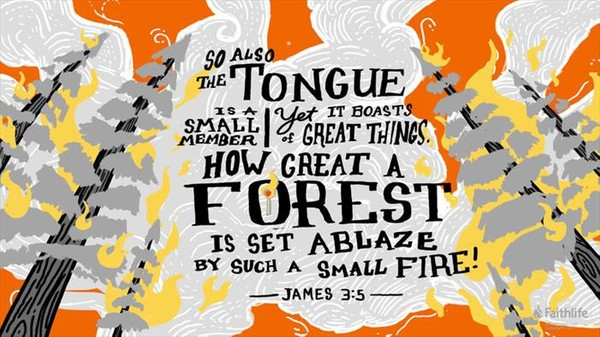 #MarkUpMonday for August 23, 2020 - Taming The Tongue 🤭👅😛