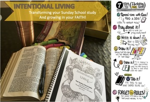 Intentional Living Journal Sampler - April 17, 2016 A Sound Mind