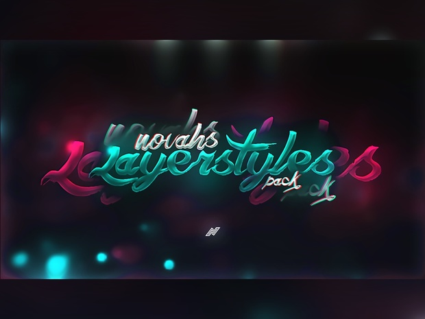 Free Layerstyles Pack