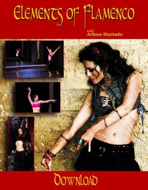 Elements of Flamenco (video) with Arleen Hurtado