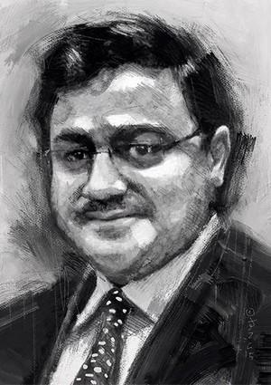 Mr. Rizwan Hayyi - from Pakistan - Portrait