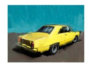Yellow Datsun - FREE Download Now!
