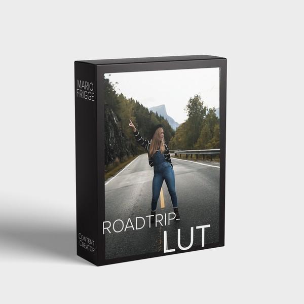 Roadtrip LUT for Video (Adobe Premiere, Final Cut, Davinci Resovle)