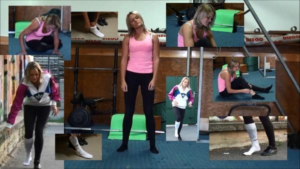 Fitness Center Sprain Part1