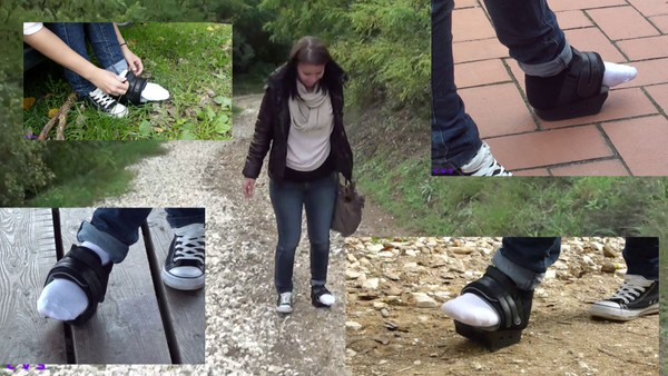 Lucy - Footloose and shoeless Part3A