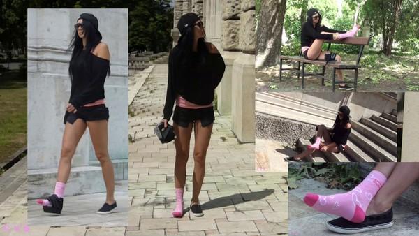 Jessica - Real Toe Injury
