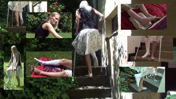 Susanne - My First Sprain Part2