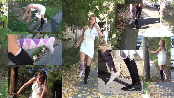 Sprain Sock Hop Part1