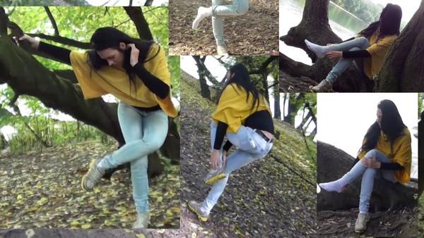 Jessica - My Hiking Sprain Part1