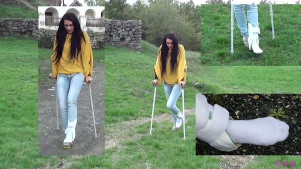 Jessica - My Hiking Sprain Part4