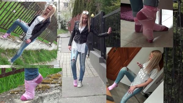 Kimberly - Life without shoe Part1