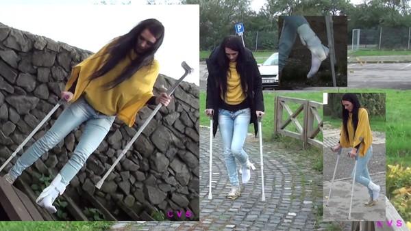Jessica - My Hiking Sprain Part3
