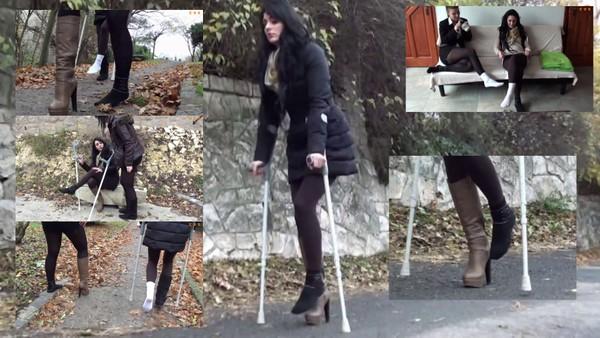 Huge Heel Huge Sprain Part2