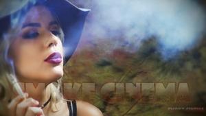 Smoking Model Nadia 2.
