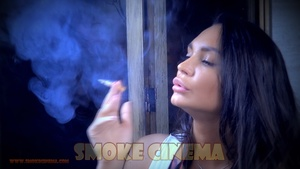 Smoking Model Tatyana . Parts 2,3.