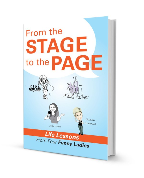 From The Stage To The Page E-Book For Barnes & Noble (Nook) & Kobo (Vox, Kobo Touch)