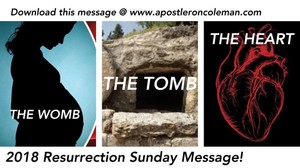 The Womb, The Tomb, The Heart