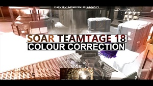 SoaR Teamtage 18 - Colour Correction