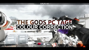 TG PC Teamtage - Colour Correction!