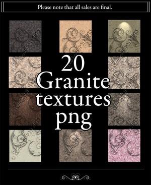 20 Granite Textures