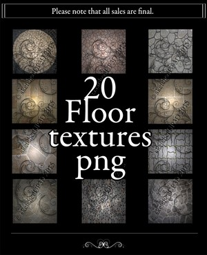 20 Floor Texture Bundle