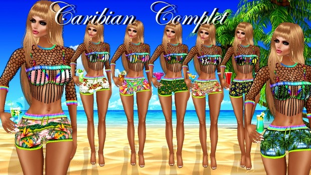 CARIBEAN COMPLET