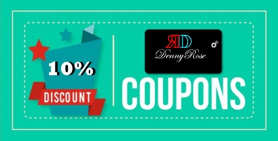 COUPON 10% OF