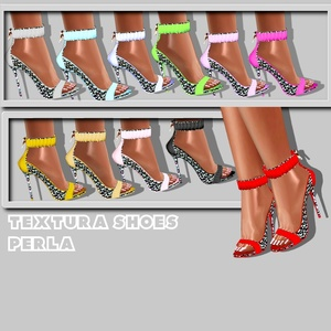 SHOES PERLA TEXTURE