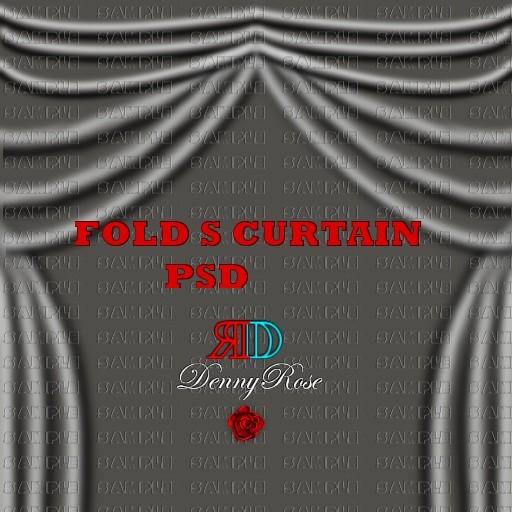 FOLDS FOR CURTAIN PSD