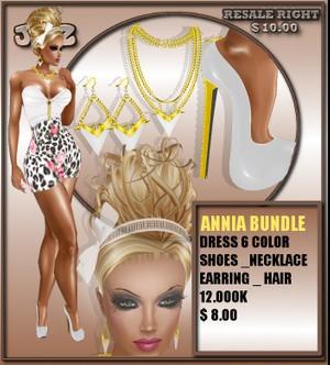 ANNIA BUNDLE