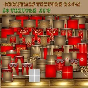 TEXTURE ROOM CHRISTMAS