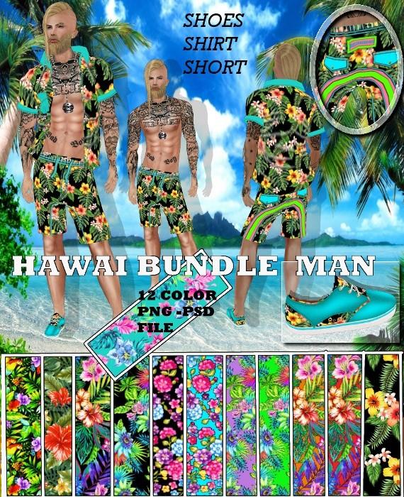 HAEAI BUNDLE  MAN TEXTURE