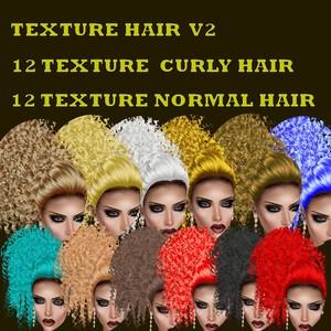 HAIR TEXTURE  V2