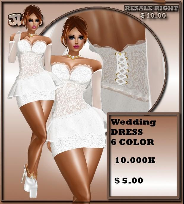 MINI DRESS WEDDING